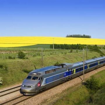 поездом во францию