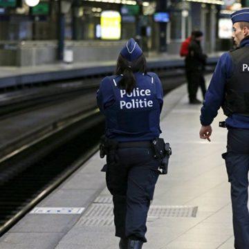 поезд франция полиция