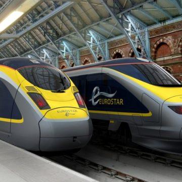 EUROSTAR открыла рейсы Лондон-Бордо