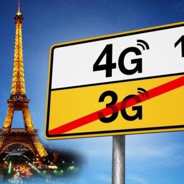 Всю Францию к 2020 году покроет сеть 4G