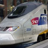 TGV at Gare de Lille Flandres
